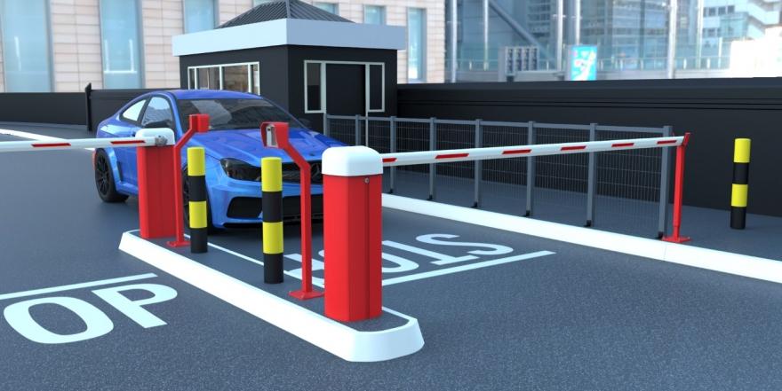 Egyetemi Parkolórendszer átalakításának folyamata